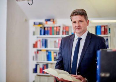 Markus Mahrer, Rechtsanwalt und Fachanwalt für Arbeitsrecht